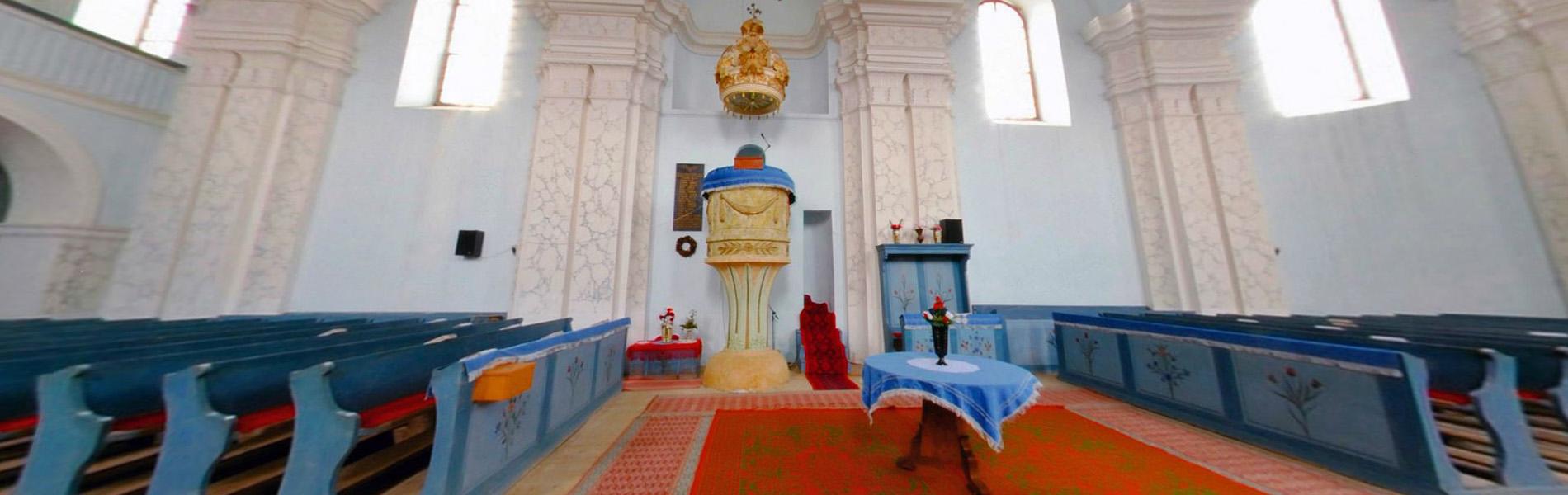 Székelyszentmihályi unitárius templom